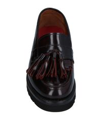 GRENSON - Brown Loafer - Lyst