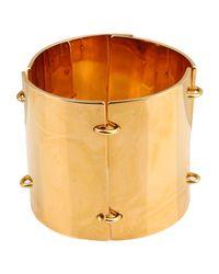 Agnona - Metallic Bracelet - Lyst