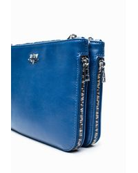 Zadig & Voltaire - Blue Clyde Bag - Lyst