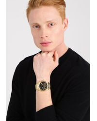 Michael Kors - Metallic Brecken Chronograph Watch for Men - Lyst