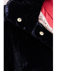Closed | Black Bouck Down Jacket | Lyst