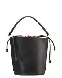 Benetton | Black Handbag | Lyst