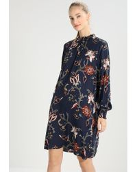 Part Two   Blue Istanna Dress   Lyst