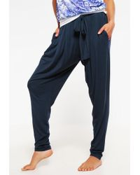Y.A.S. Sport | Blue Yaslilly Tracksuit Bottoms | Lyst