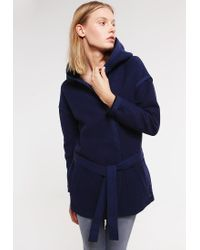 Bench | Blue Cover Up Cardigan | Lyst
