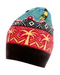 DIESEL | Multicolor K-namera Hat | Lyst