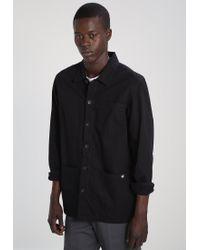 Dickies | Black Kempton Shirt for Men | Lyst