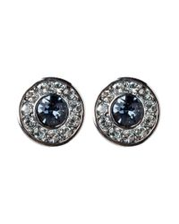 Dyrberg/Kern   Metallic Catalina Earrings   Lyst