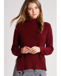 Esprit | Red Jumper | Lyst
