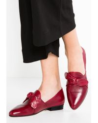 Everybody | Red Slip-ons | Lyst