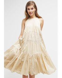 Free People | Natural Jar Of Hearts Summer Dress | Lyst