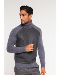 French Connection | Gray Melton Jumper for Men | Lyst