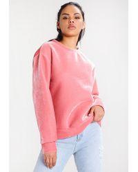 Glamorous   Pink Sweatshirt   Lyst