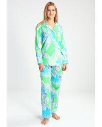 Lauren by Ralph Lauren   Green Pyjama Set   Lyst