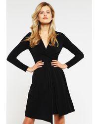 MICHAEL Michael Kors | Black Jersey Dress | Lyst