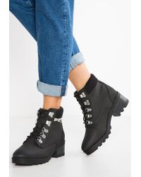 New Look   Blackjack Ankle Boots   Lyst