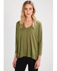 Polo Ralph Lauren | Green Long Sleeved Top | Lyst