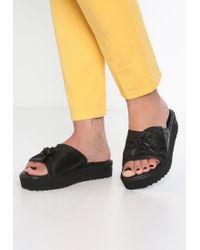 Tamaris | Black Sandals | Lyst