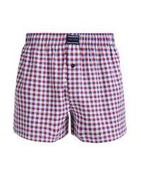 Tommy Hilfiger | Red Gingham Boxer Shorts for Men | Lyst