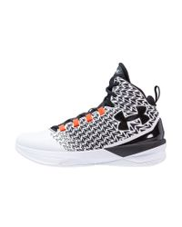 Under Armour   White Clutchfit Drive 3 Basketball Shoes for Men   Lyst