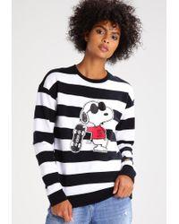 Vans | White Peanuts Joe Cool Sweatshirt | Lyst