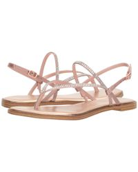 Chinese Laundry - Multicolor Gwendela Sandal (nude Satin) Women's Sandals - Lyst