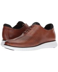 Cole Haan - Brown 2 Zerogrand Lsr Wing for Men - Lyst