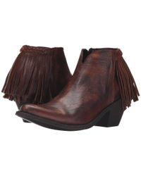Old Gringo - Brown Latika Ii (rust) Women's Waterproof Boots - Lyst