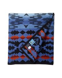 Pendleton - Blue Harry Potter Blanket Robe (green/slytherin) Blankets - Lyst