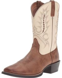 Ariat - Brown Sport Outfitter - Lyst