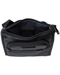 Tumi - Black Alpha 2 - Leather Pocket Bag Small for Men - Lyst