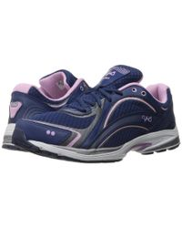 Ryka Multicolor Sky Walk (colony Blue/soft Blue/chrome Silver) Women's Walking Shoes