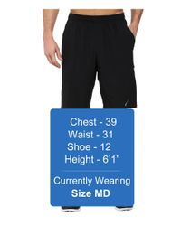 "Nike - Black N.e.t. 11"" Woven Short for Men - Lyst"