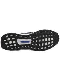 Adidas Originals Ultraboost (footwear White/footwear White/blue) Men's Running Shoes for men