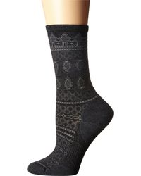 Smartwool - Gray Lacet Crew - Lyst