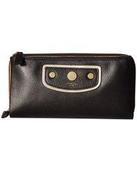 44a496798 Lyst - Lodis Pismo Pearl Dana Double Zip (black) Handbags in Black