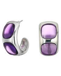 Pomellato - Metallic Bisanzio Earrings - Lyst