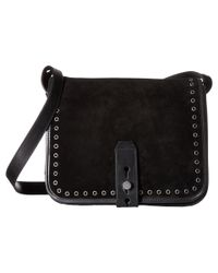 Lucky Brand - Black Rose Crossbody - Lyst