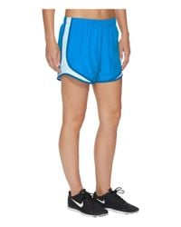 Nike - Blue Dry Tempo Short for Men - Lyst
