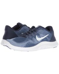 Nike - Flex Rn 2018 (black/black/royal Pulse/deep Royal Blue) Women's Running Shoes - Lyst