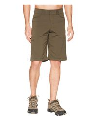 Arc'teryx - Green Rampart Long (gwaii) Men's Shorts for Men - Lyst