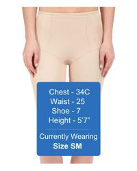 Miraclesuit - Natural Shape Away Waistline Thigh Slimmer - Lyst