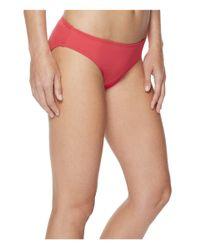 Lauren by Ralph Lauren - Multicolor Beach Club Solids Solid Hipster Bottoms - Lyst