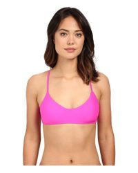 Body Glove - Pink Smoothies Alani Halter Top - Lyst