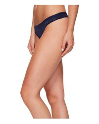 Under Armour | Blue Ua Pure Stretch Sheers Thong | Lyst