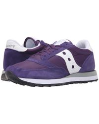Saucony - White Jazz Original for Men - Lyst