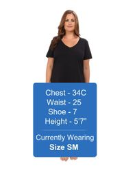 Jockey - Black Cotton Essentials Plus Size Sleepshirt (Eggplant) Women's Pajama - Lyst