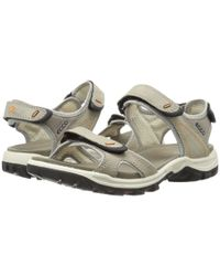 Ecco - Gray Offroad Lite Sport (moon Rock/moon Rock) Women's Shoes - Lyst