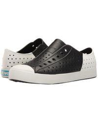 Native Shoes - Black Jefferson for Men - Lyst