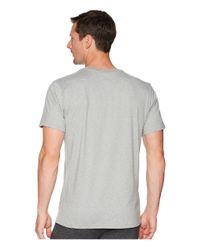 Polo Ralph Lauren - Gray 2/20 Therma Sleep Short Sleeve Crew (cruise Navy/nevis Pony Print) Men's Pajama for Men - Lyst